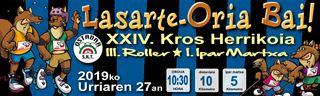 XXIV Lasarte-Oria Bai! Kros Herrikoia 2019