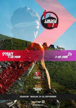 Gorbeia Suzien 2021 21K