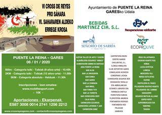 Cross de Reyes Prosahara - Sahararen Aldeko Errege Krosa 2020