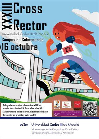 XXXIII Cross Rector Universidad Carlos III de Madrid
