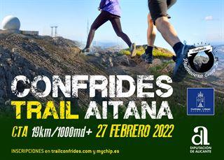 Trail Aitana 2022, Confrides