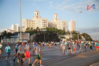 Marabana 2019: Maratón de la Habana