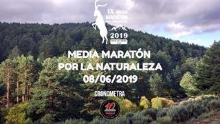 IX MEDIA MARATON POR LA NATURALEZA