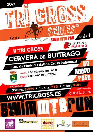 TRI CROSS CERVERA DE BUITRAGO21