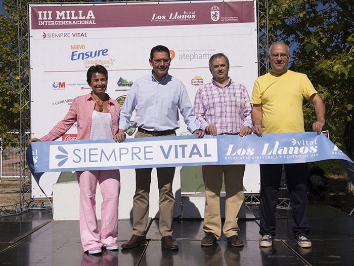 Foto galería IV Milla Intergeneracional Siempre Vital
