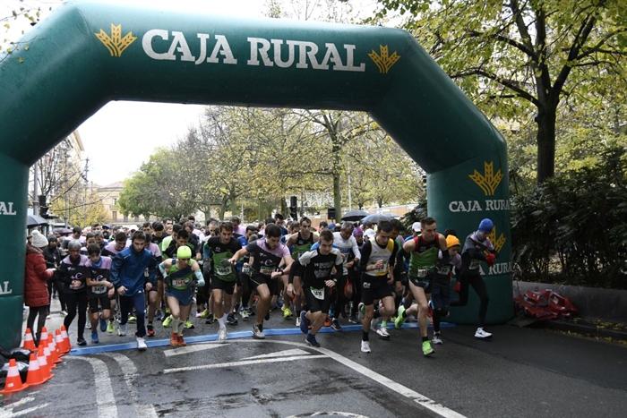 Foto galería Carrera +e del Teléfono de la Esperanza de Navarra 2019