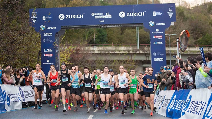 Foto galería Zurich Maratoia Donostia/San Sebastián