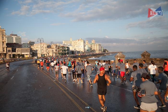 Foto galería Marabana 2019: Maratón de la Habana