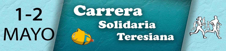 Carrera Solidaria Teresiana 2021