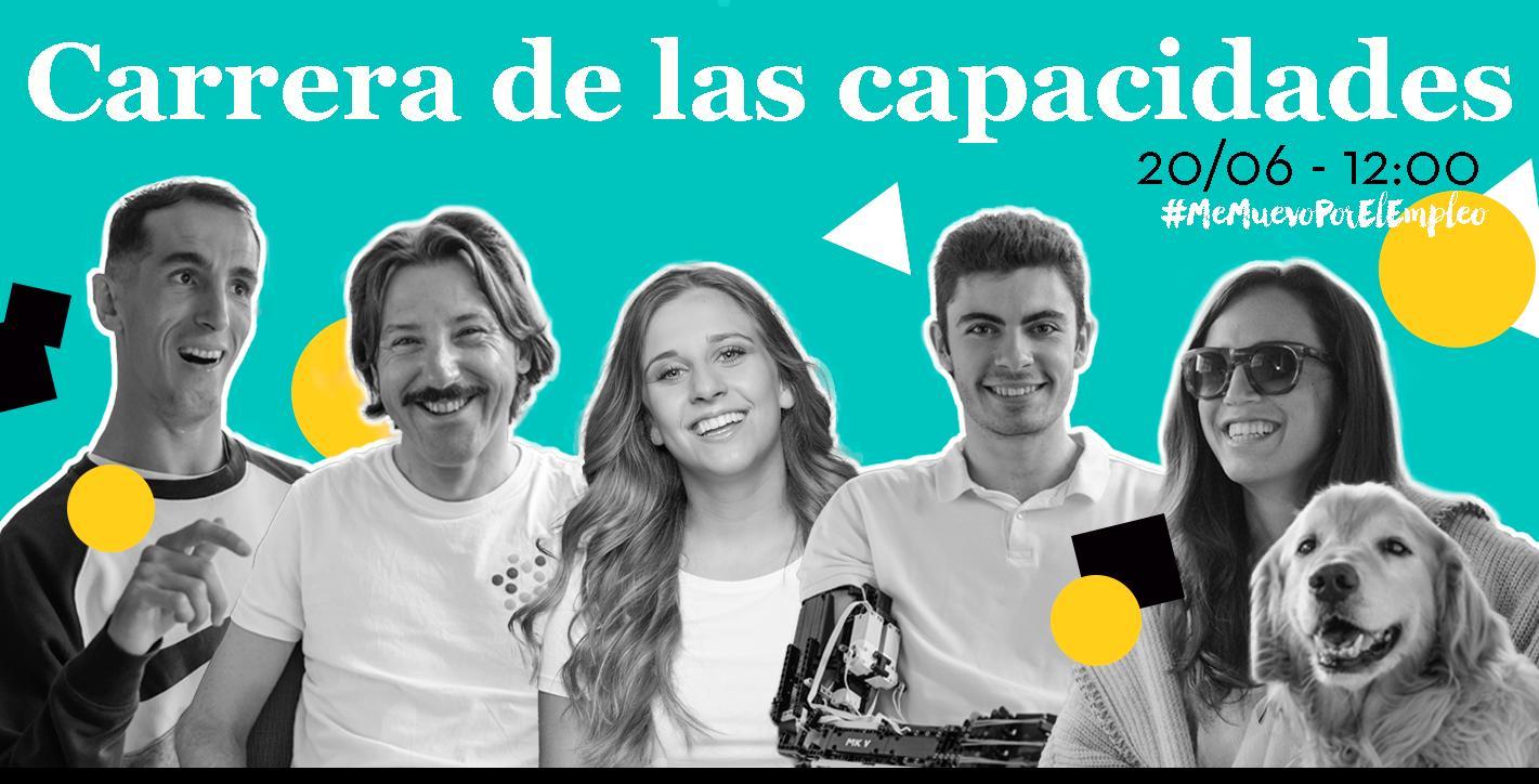CARRERA DE LAS CAPACIDADES 2021