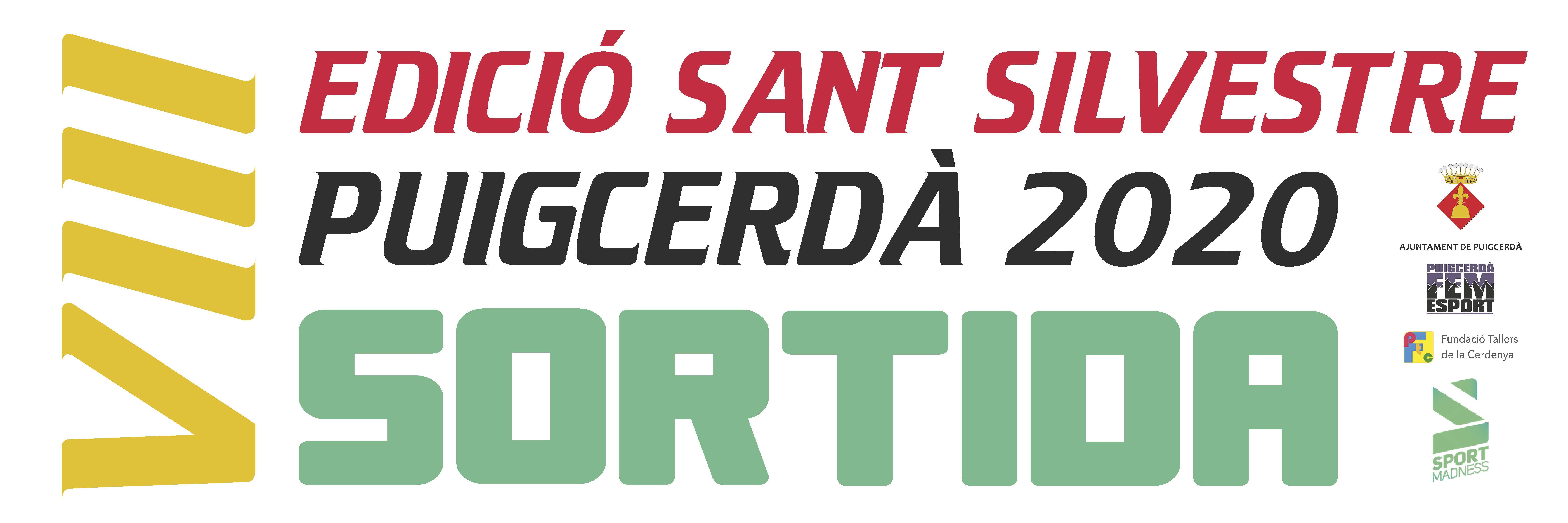 """""""VIII edició Sant Silvestre Puigcerdà 2020"""""""