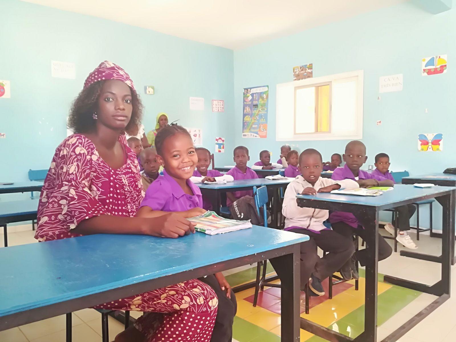 Escuela Arc en Ciel de Senegal