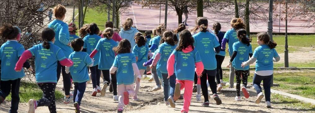 V Carrera Solidaria por Fundación Inocente Inocente
