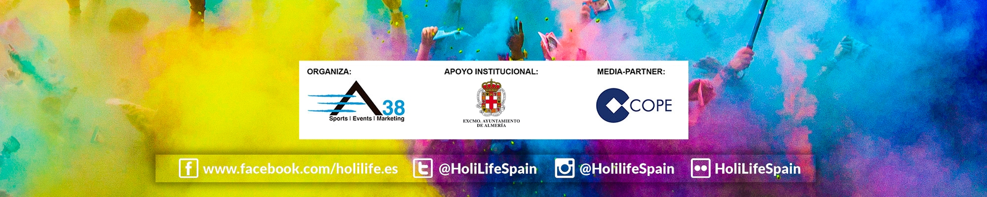 Holi Life Almería 3rd Edition 09-02-2020