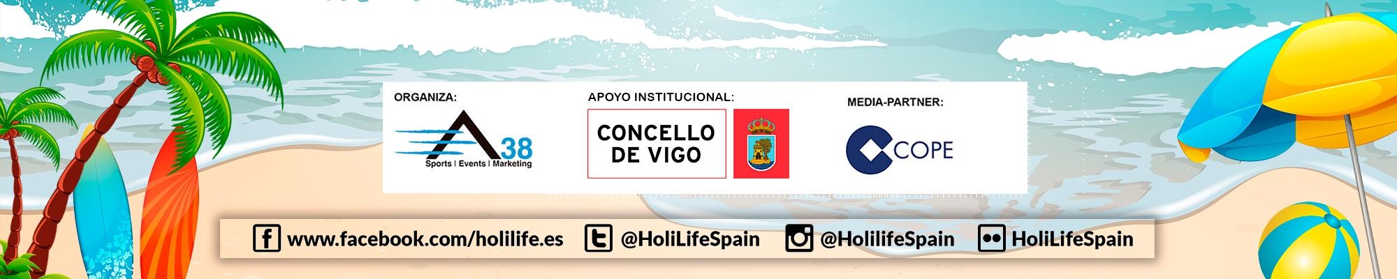 Holi Life Vigo 7th Edition FECHA POR CONFIRMAR